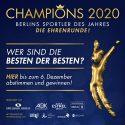 """Ehrenrunde für Berlins """"Sportler des Jahres"""": Hauptstadt wählt DIE BESTEN DER BESTEN"""